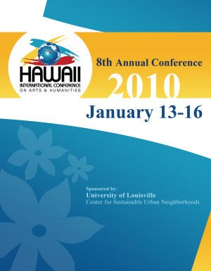 2010 Annual Conference