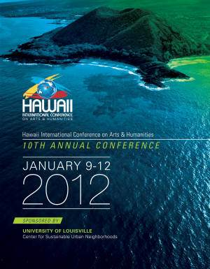 2012 Annual Conference