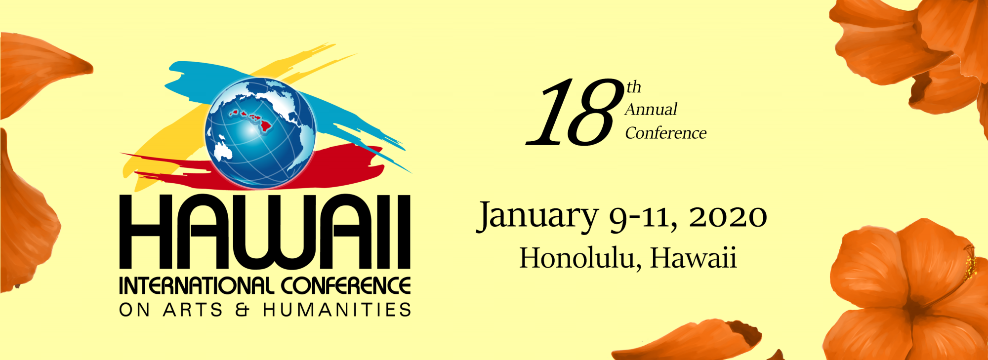 Hawaii International Conference on Arts and Humanities